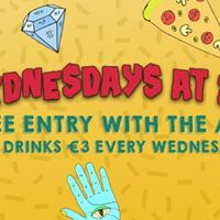 Wednesdays At Number 22 - 3 Drinks - Free entry with the app