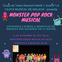 Monster Pop Rock Musical