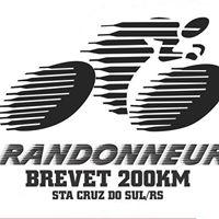 Audax BRM 200 e Desafio 100 Santa Cruz do Sul