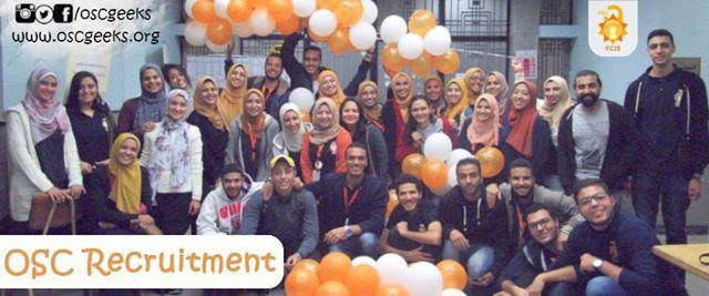 OSC 19 Recruitment