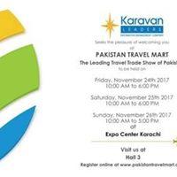 Pakistan Travel Mart 2017