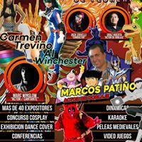 Hectoranime Convention 5 Aniversario