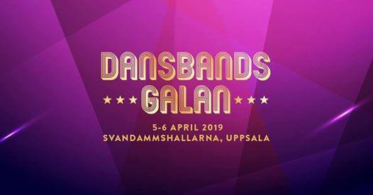 Dansbandsgalan 2019 5-6 april