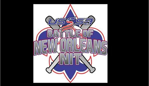 Battle of New Orleans NIT at Val Reiss Park, Louisiana