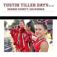 Tustin Tiller Days Parade-Customer Appreciation Party