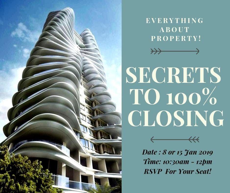 Realtors  Property Money Matters & Methods To 100% Closing