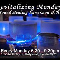 Revitalizing Mondays Celestial Sound Healing Immersion &amp Holistic Fair
