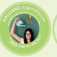 Hallianz Jugendforum &quotDemokratie und Beteiligung&quot