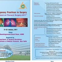Symposium on Thoracic Surgery
