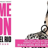 Blame It On Bianca Del Rio at St Davids Hall Cardiff