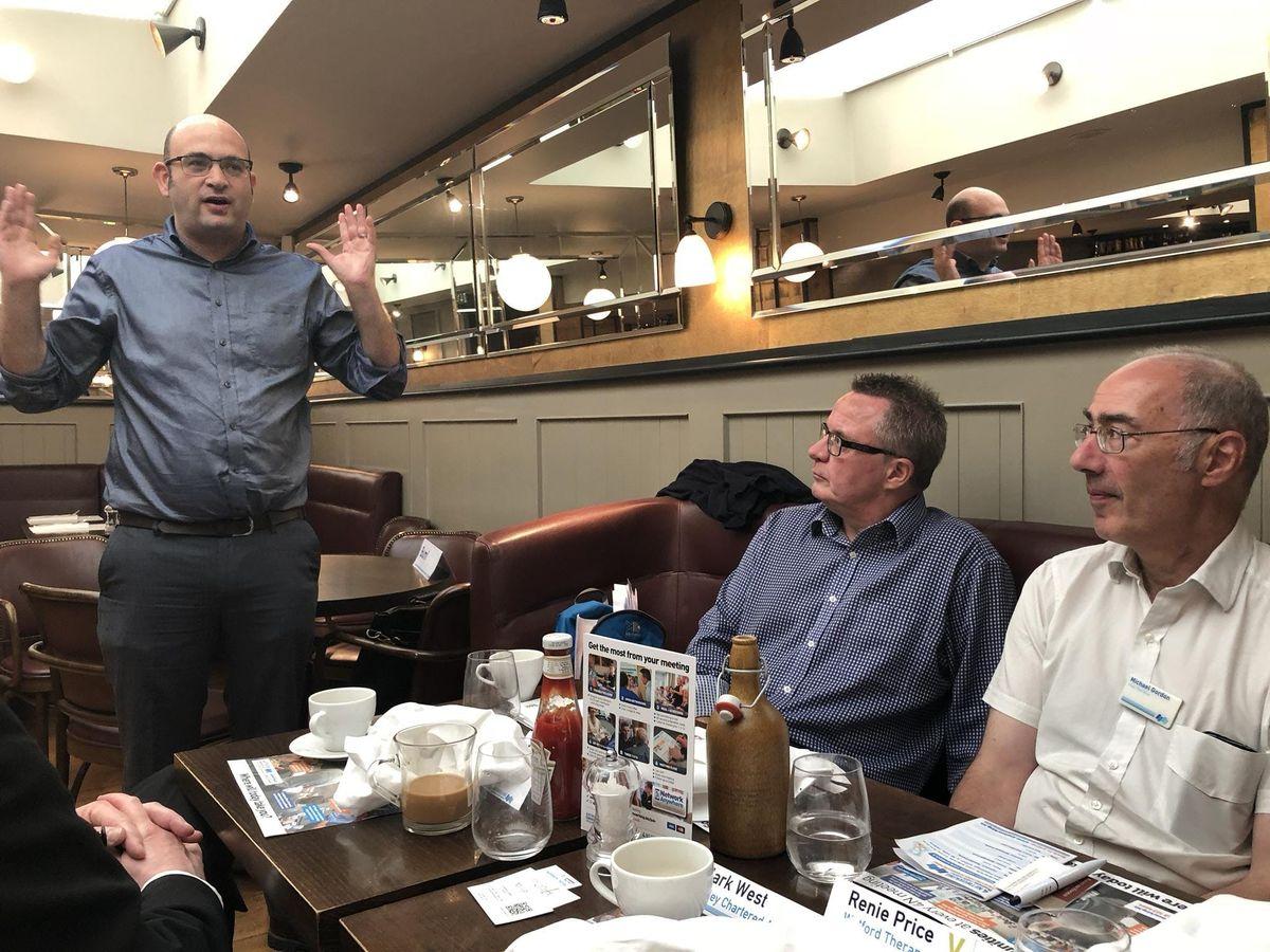 4 Networking Stratford Breakfast
