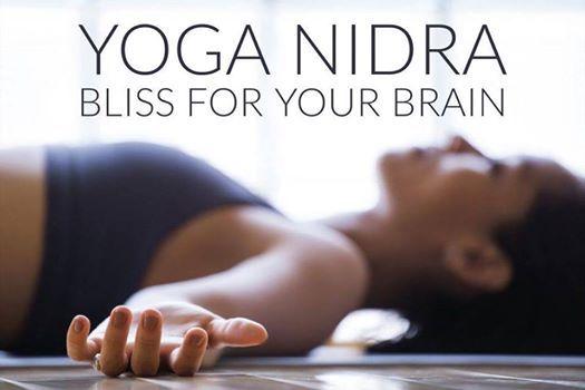 Yoga Nidra with Carly