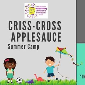 Criss-Cross Applesauce Summer Camp