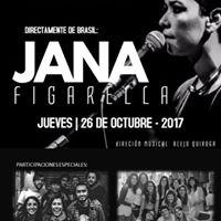 Jana Figarella en Argentina