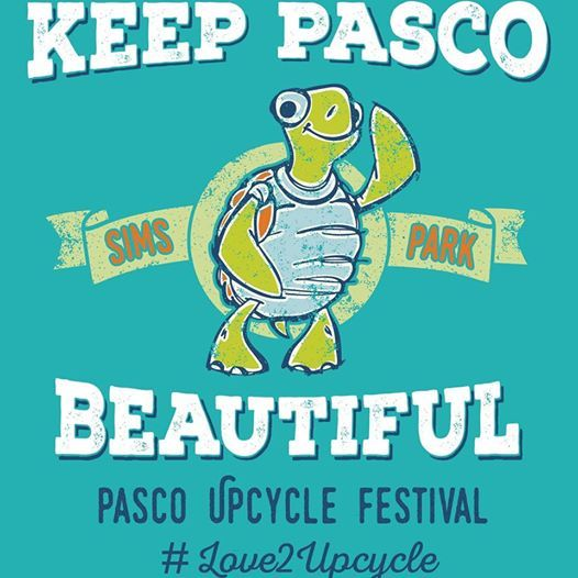 Talk About Town Keep Pasco Beautiful Upcycle Fest