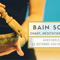 Bain Sonore Chant Meditation &amp Relaxation