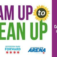 Team UP to Clean Up in Jeff Park