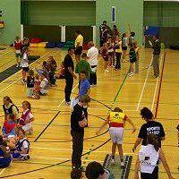 Sligo Sports hall event