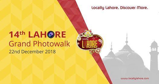 14th Lahore Grand Photowalk
