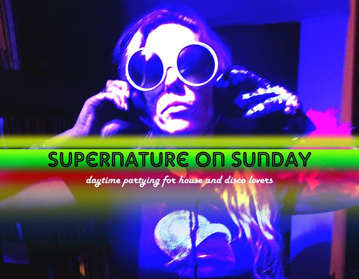 Supernature on Sunday With Special Guest Jason Ford