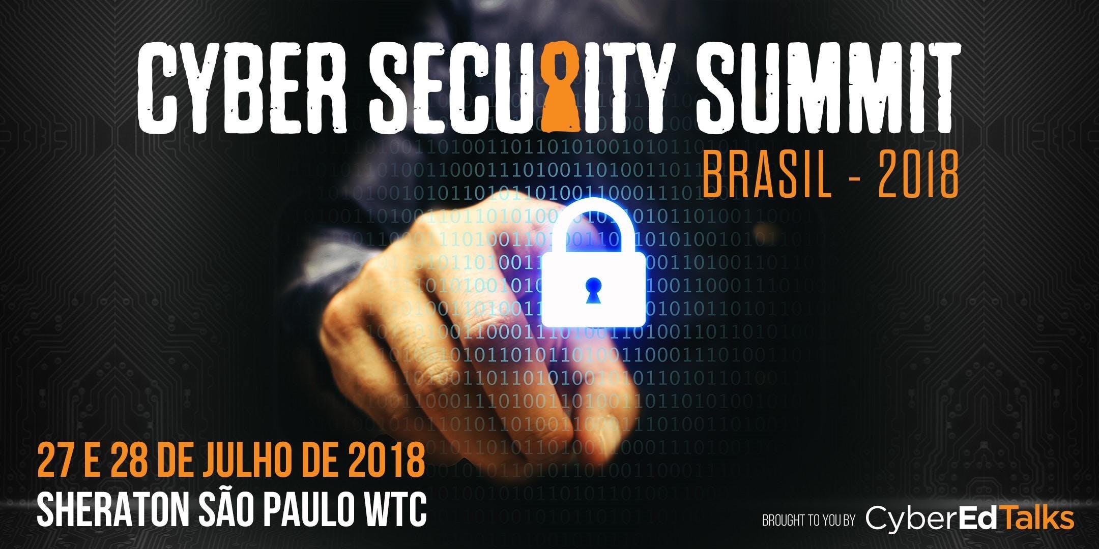 Cyber Security Summit Brasil 2018
