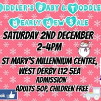 Tiddlers Baby &amp Toddler Nearly New Sale West Derby