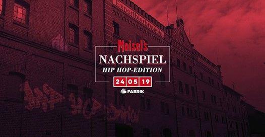 Nachspiel Maisels Weissbierfest - Hip Hop Edition