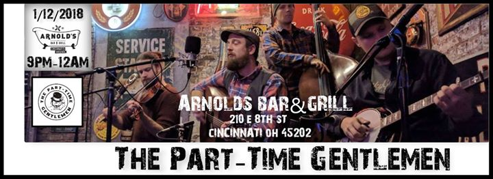 Part-Time Gents at Arnolds