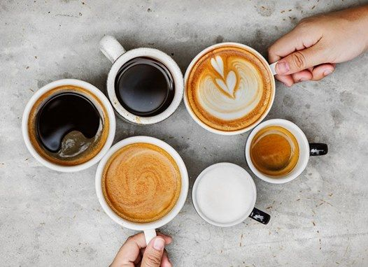 Monthly Coffee Morning