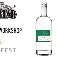 Cocktail Workshop with Manifest Distilling