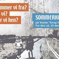 Sommerkursus p Vester Thorup Hjskole