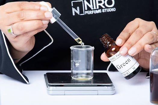 Perfumery  Beginner workshop