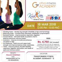 In Guwahati Kridasan sports yoga
