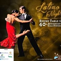 Latino night - 40  Round Table 1
