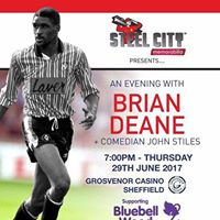 An Evening with Brian Deane