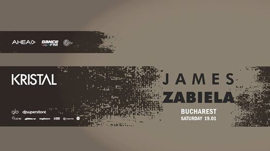 Kristal CLUB [ mid-season opening ] with James Zabiela