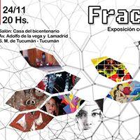 Fractal - Muestra. 4 ao Taller Linares FAUNT