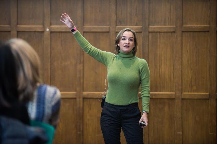 Lo que la mujer le aporta al liderazgo sostenible