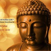 Meditatie si Satsang cu Deva Krishna