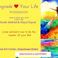 Upgrade your Life - Two days Workshop