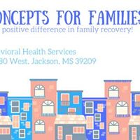 Recovery Concepts for Families