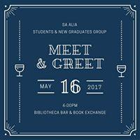 SA ALIA SNGG Meet and Greet