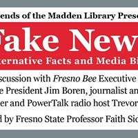 Friends of the Madden Library Present &quotFake News&quot with Jim Boren