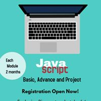 Java Script Programming and Application Development