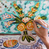 Kaleidoscope of Spring by Ron Chertkow