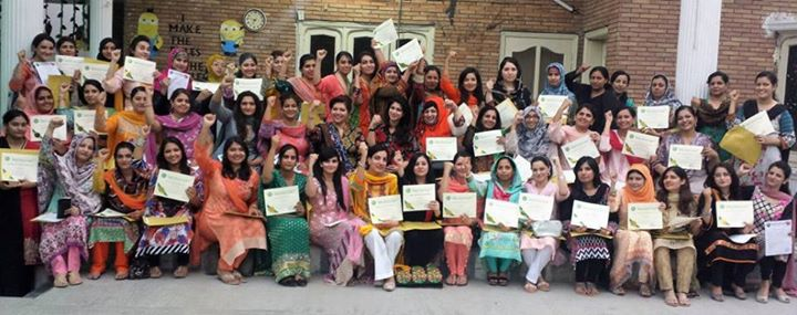 20-Days Montessori Teachers Training Workshop Islamabad