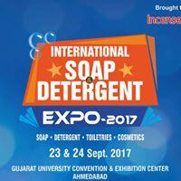International Soap &amp Detergent Expo-2017