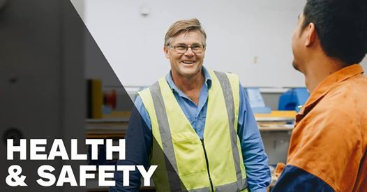 Training for Health & Safety Reps - Stage 1