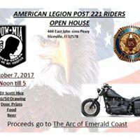 Niceville American Legion Rides Open House