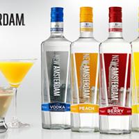 New Amsterdam Vodka &amp Gin Tasting